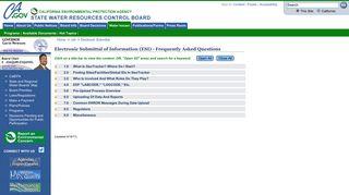 ESI - California State Water Resources Control Board - CA.gov