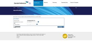 Garuda Indonesia - Amadeus.net
