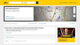Global Gossip Australia Pty Ltd - Internet Cafes - 790 George St ...