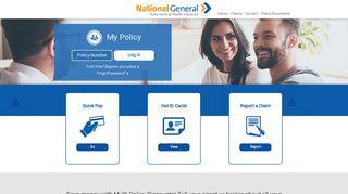 My NatGen Policy | Home