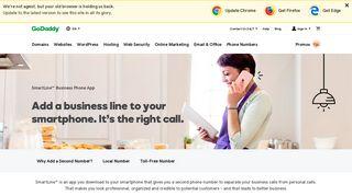SmartLine™ Phone App Putting You in Control - GoDaddy