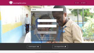 Login - Learninghub Online