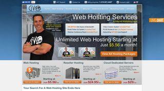 GoGvo : Web Hosting Services, Web Hosting Company