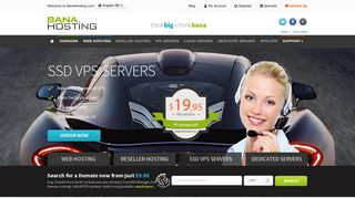 Web Hosting Services, Reseller Hosting, and Dedicated Servers by ...