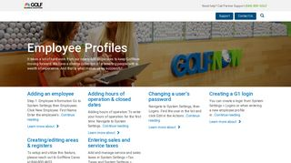 System Settings Archives - GolfNow Business GolfNow Business