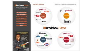 Bradshaw Home | Our Family of Brands