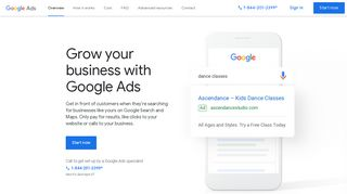 Easy Online Advertising | Google AdWords Express – Google