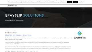 ePayslip Solutions – Graffiti Group