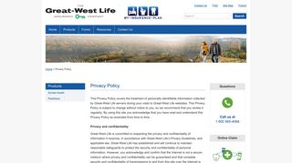 My Insurance Plan - Privacy Policy