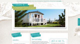 Owner Services Login
