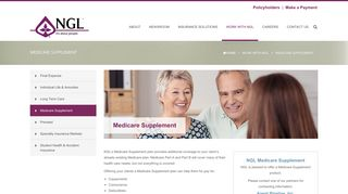 Medicare Supplement - National Guardian Life Insurance Company