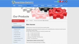 Motor Insurance - Gulf Union Insurance & Reinsurance