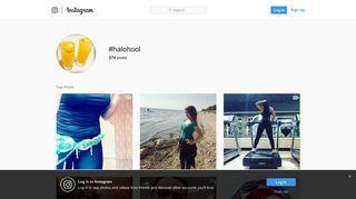 #halohool hashtag on Instagram • Photos and Videos