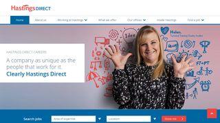 Hastings Direct Careers | Hastings Direct