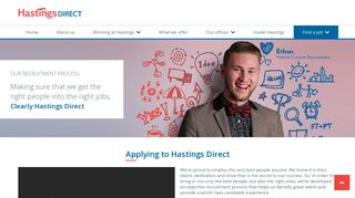 Hints and tips to applying for a job | Hastings Direct Careers