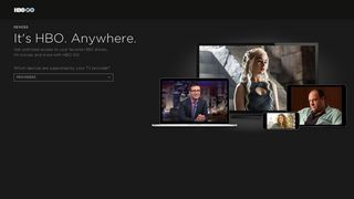 Devices - HBO Go