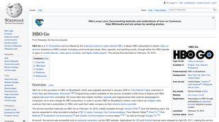 HBO Go - Wikipedia