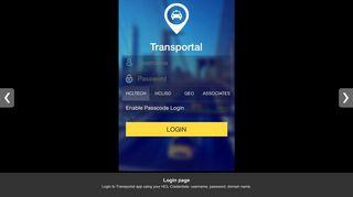 Transportal - HCL.com