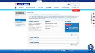 SmartPay: Utility Bill Payment Online, Pay Mobile Bills, Credit Card ...
