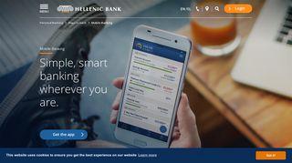 Mobile Banking - Hellenic Bank