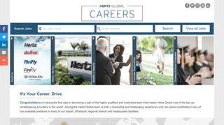 The Hertz Corporation Jobs