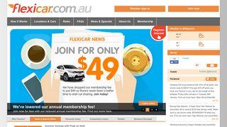 Flexicar.com.au: