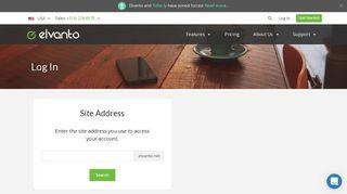 Log In | Elvanto | Elvanto - Church Management Software