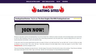 Hookupcloud Review: You're on The Best Singles Site With ...