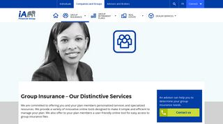 Group insurance - Medical, Life & more | iA Financial Group