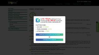 Forex Card FAQs - Matrix Cellular