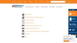ICICI Bank Login   ICICI Bank Net Banking   ICICI Bank Online