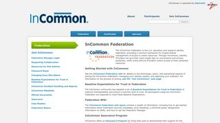 InCommon Federation