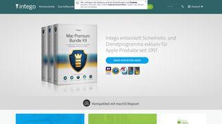 Intego - Mac Security and Antivirus Software for Mac OS X