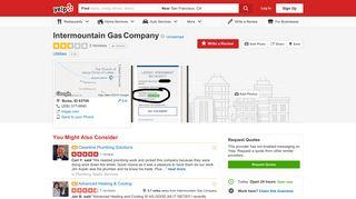 Intermountain Gas Company - Utilities - Boise, ID - Phone Number - Yelp
