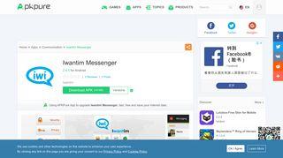 Iwantim Messenger for Android - APK Download - APKPure.com