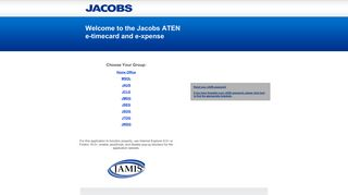 JAMIS e-timecard Time and Expense: JAMIS Software Corporation