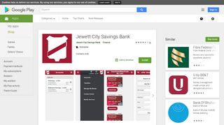 Jewett City Savings Bank - Apps on Google Play