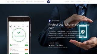 JioSecurity App - Antivirus App for Mobile Phones