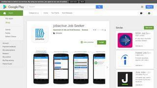 jobactive Job Seeker - Apps on Google Play