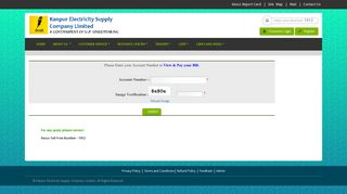 Pay Your Bill - Kanpur Electricity Supply Company Ltd (KESCO)