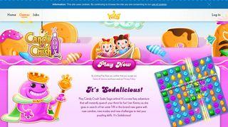 Candy Crush Soda Saga Online – Play the game at King.com