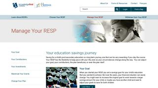 Manage Your RESPs | Knowledge First Financial