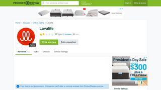 Lavalife Reviews - ProductReview.com.au