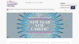 Lewisham Homes - We are a social housing provider, managing ...