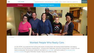 Careers | Life's WORC