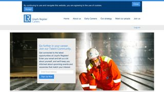 Lloyd's Register Careers - A World of Opportunity