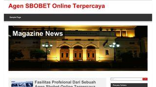 Wap sbobet com mobile betting 123 joanna bettinger