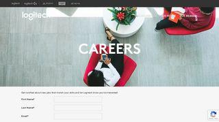 Logitech Careers - Jobvite