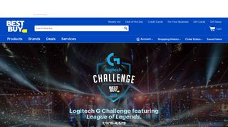 Logitech G Challenge Tournament - Best Buy