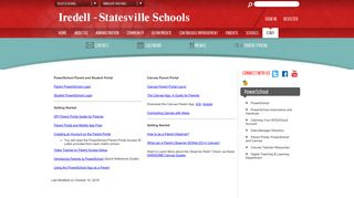 PowerSchool / Parent Portal: PowerSchool and Canvas